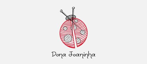 Dona Joaninha logo
