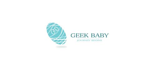 GEEK BABY logo