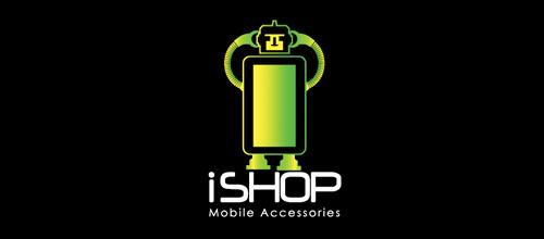I Shop logo