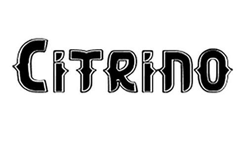 citrino font