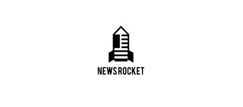 News Rocket logo