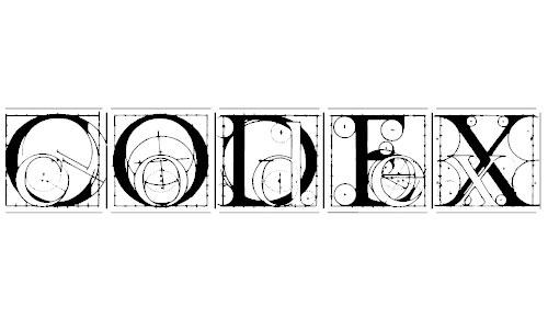 codex font