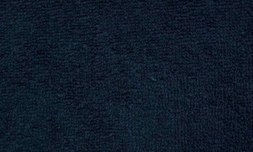 Navy Blue Towel texture