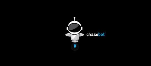 30 Cool Designs Of Robot Logo Naldz Graphics