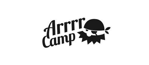 ArrrrCamp logo