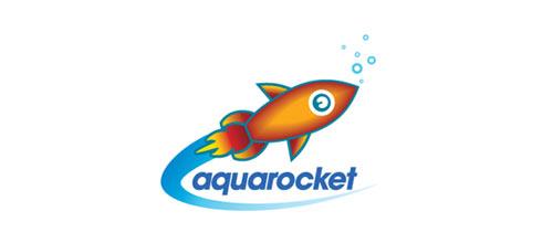 AquaRocket logo
