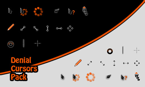 Denial Cursor Pack