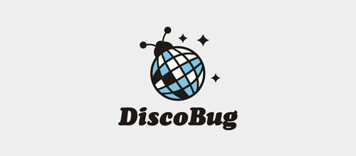 Disco-Bug logo