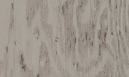 Weathered painted plywood texture