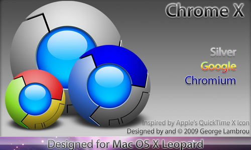 Google Chrome X