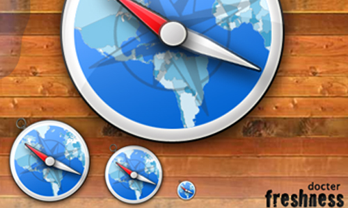Compass+Safari Icon