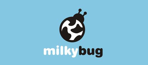 MilkyBug logo