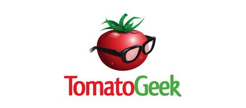 Tomato Geek logo