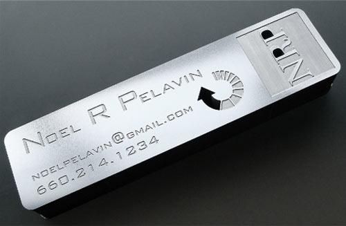 Noel Pelavin v2 Business Card