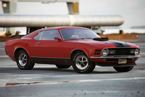 Making Of 'Mustang 1970 Mach 1'
