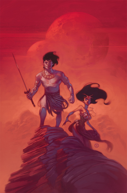 john carter gods of mars 1