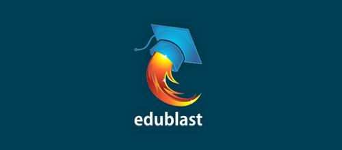 edublast logo