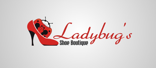 lady bug's logo