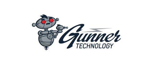 Gunner Technology Logo