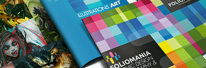 A New Showcase of Attractive Brochure Designs