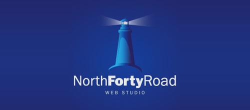 North Forty Web Studio logo