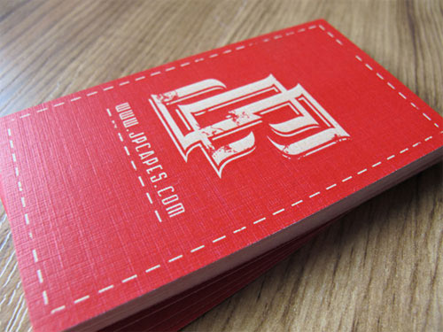 Business Card for: J.P. Capes