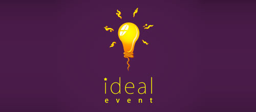 ideal event logo
