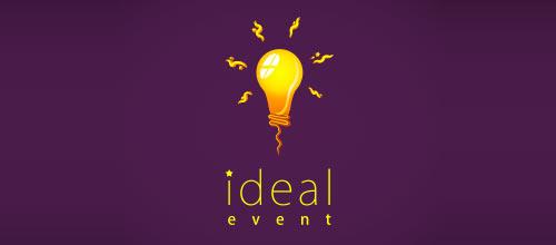 ideal event logo