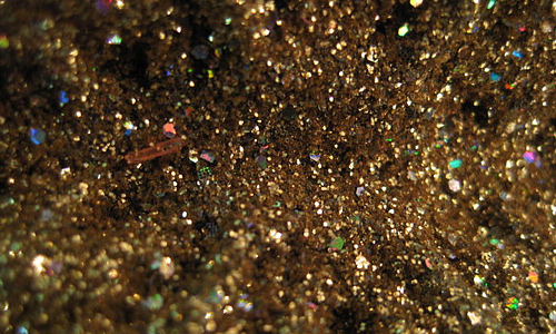 Gold assorted shiny glitter texture high resolution