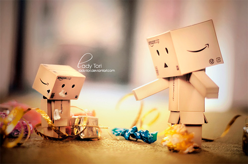 Naughty danbo photography cute