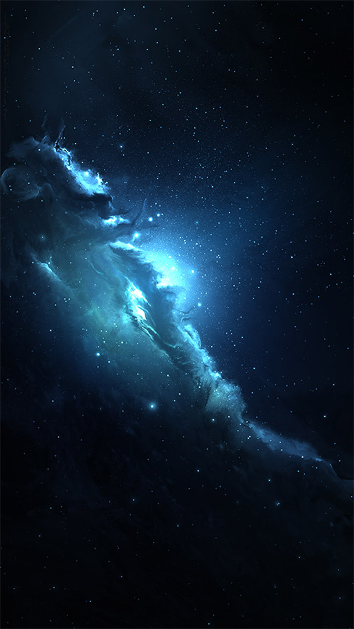 nebula iphone 5 wallpapers free