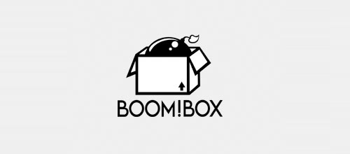 Boom!Box logo