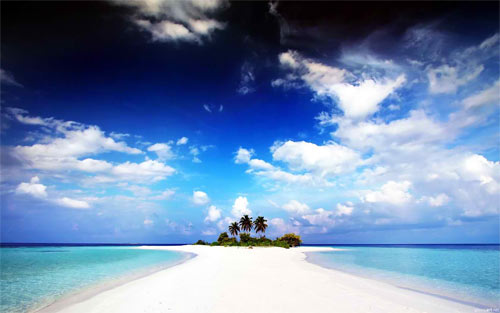 Paradise Island_71993 Wallpaper