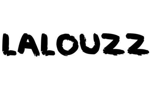 lalouzz font