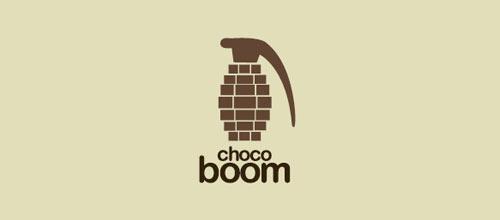 choco boom logo