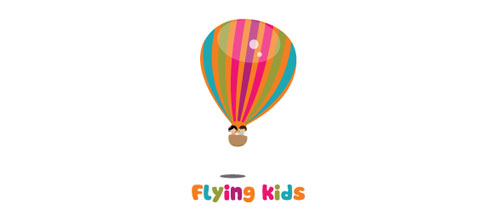 Flying Kids logo