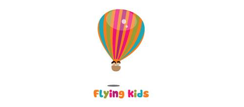 Flying Kids logo