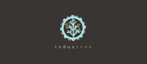 INDUSTREE logo