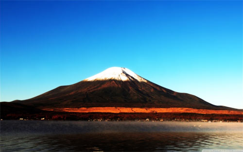 mount fuji_98792 Wallpaper