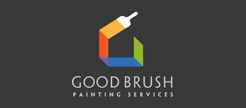 Good Brush logo