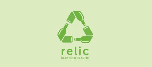 relic recycled plastic logo