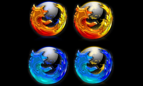 FiReFox Icons-Pack
