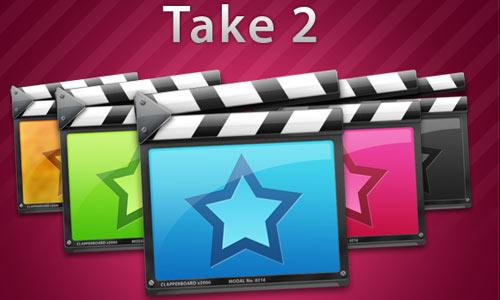 Take 2 icons