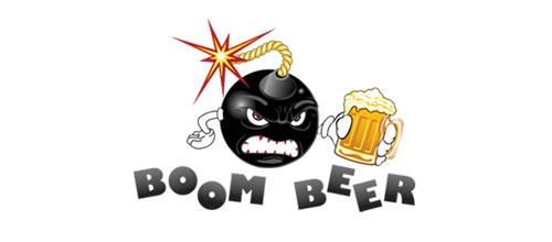 Boom Beer logo