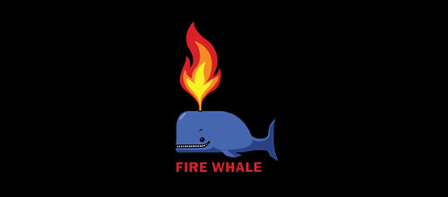 Fire Whale logo