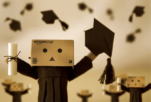 Graduation danbo photography cute