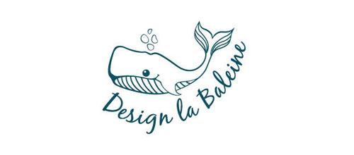 Design La Baleine Logo