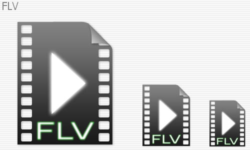 FLV Videos Icon