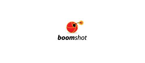 BoomShot logo