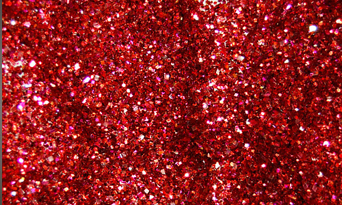 Red shiny glitter texture high resolution